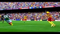 MSN●Messi●Neymar●Suarez●Skills and Goals●The Barcelona Trio●2015   HD  