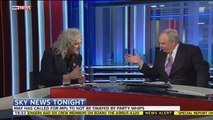 Queen Guitarist Brian May Explains Why He's Funding Election Candidates