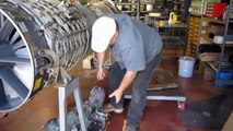 Gearbox installation - Turbine Engines: A Closer Look