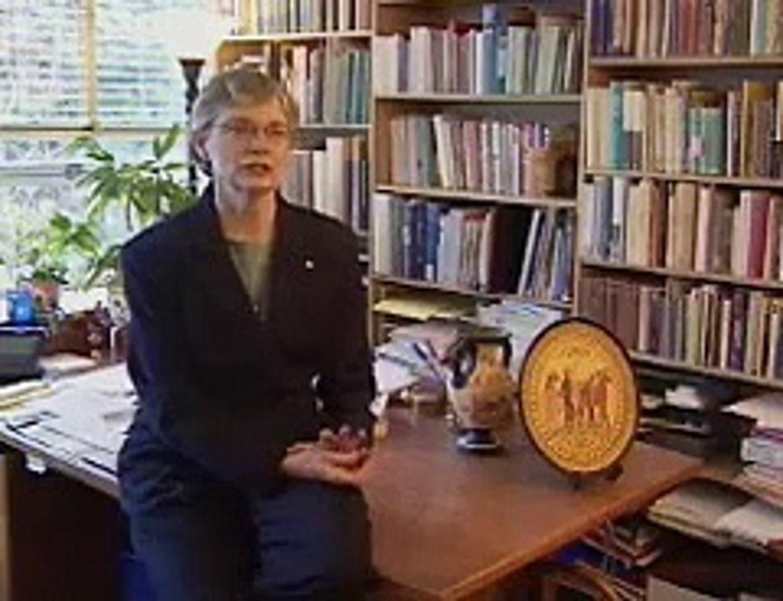 Prof Shirley Sullivan, Classics