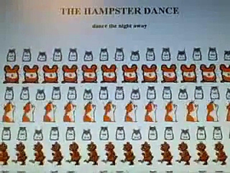 Original Hampster Dance From 1997 Hamsters Dancing Online Video Dailymotion