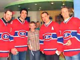 Les Canadiens à L'HME - The Montreal Canadiens at The MCH