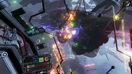 EVE Valkyrie - Gameplay B-Roll (E3 2015)