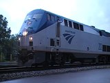 Amtrak 30 Arriving into Connellsville with Tony DePalma at the helm!