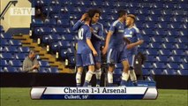 CHELSEA VS ARSENAL 2-1: Goals and Highlights FA Youth Cup Semi Final