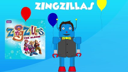 Zingzillas - Zingzillas Theme Tune