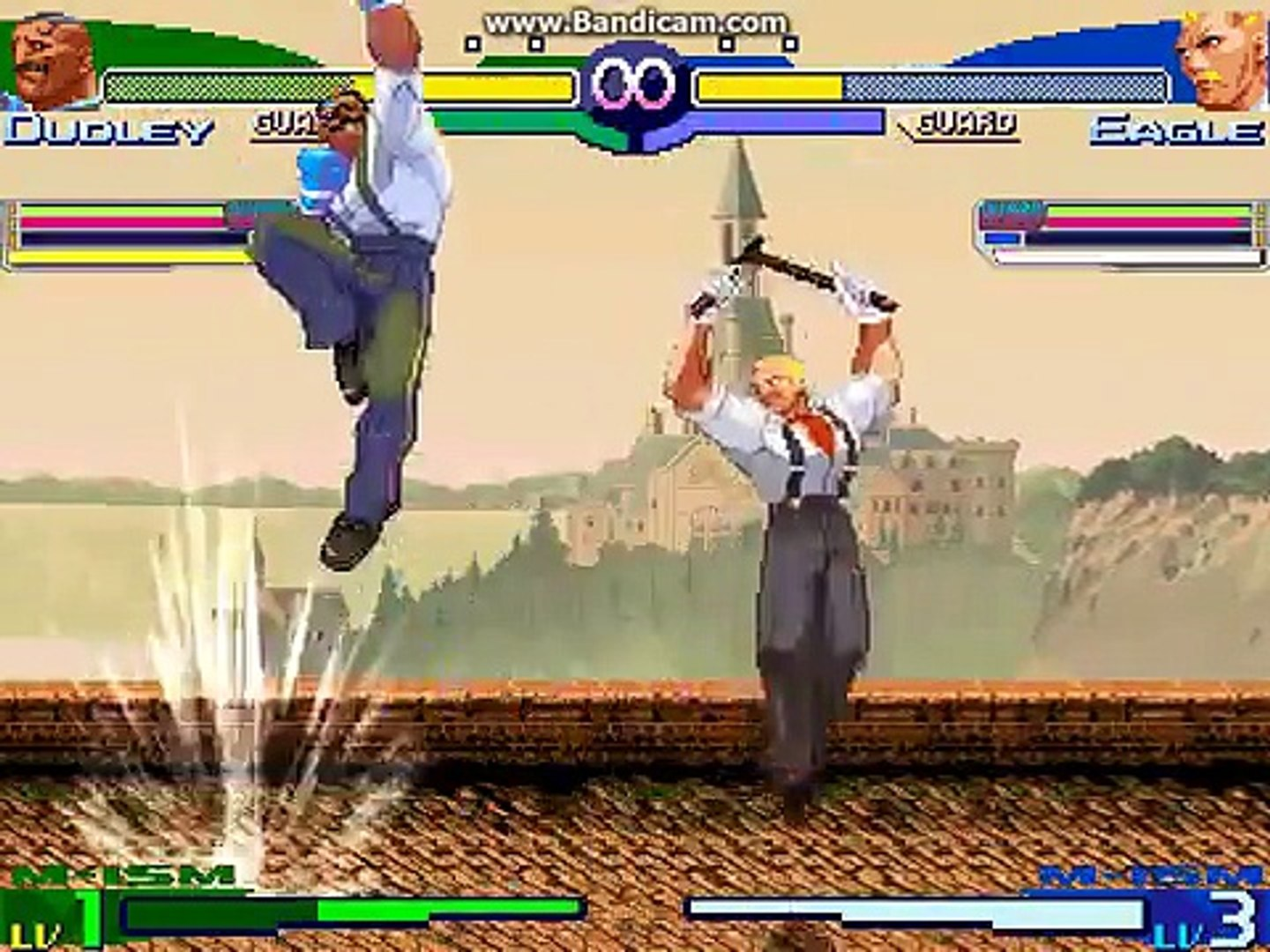 Super Street Fighter Alpha 3 Max Dudley Vs Eagle Video Dailymotion