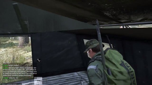 Dayz - Comply or die, he chose to die