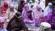 Muçulmanos celebram Ramadã