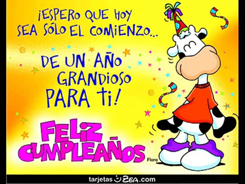 Feliz Cumpleaños Amor, aun en la distancia... - video dailymotion