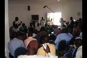 Nigeria Vs Mozambique 2010 WCQ Pre Game Interview Shaibu Amodu