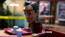 Community- Abed Christmas Claymation Intro Song     (SAVE COMMUNITY)