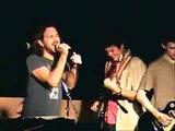 Pearl Jam singer Eddie Vedder rare live performance in NYC