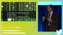 BSR Conference 2014: Take10, BSR Center for Technology and Sustainability