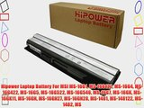 Hipower Laptop Battery For MSI MS-16G1 MS-16G122 MS-16G4 MS-16G422 MS-16G5 MS-16G522 MS-16G546
