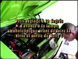 Balade de 130 kms sur les routes de l oise Muscle car CHEVROLET CHEVELLE CAMARO Z28 IN FRANCE