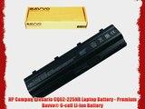 HP Compaq Presario CQ62-225NR Laptop Battery - Premium Bavvo? 6-cell Li-ion Battery