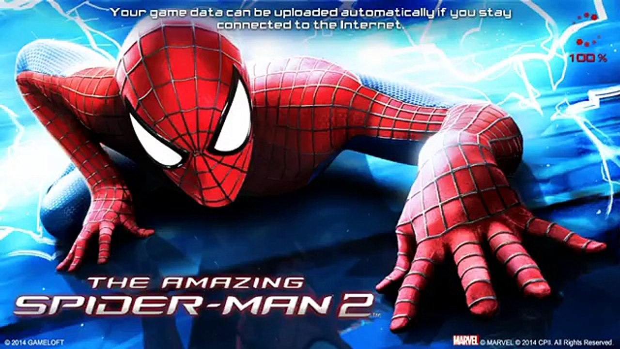 The Amazing Spider Man Part 1