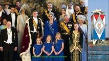 Dutch King, Freemasonry, Eye of Horus, Dajjal, Pharaoh, Maltese Cross, Octogon, NWO