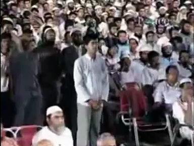 Islam scholar Dr. Zakir Nair's Sanskrit love