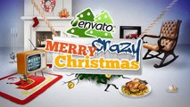 Merry Crazy Merry Christmas & Happy New Year 2015 Funny Opener Videohive After Effects Template