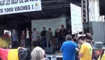 20150617-Amiens-Mille Vaches-Réactions des 9 militants de la Confédération paysanne