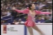 Michelle Kwan - 1993 U.S. Olympic Festival, Ladies' Free Skate