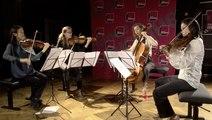 Quatuor Op.90 n°2 de Reicha par le Quatuor Ardeo | le Live du Magazine