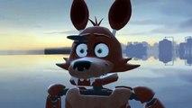 FNAF Animation Foxy's Nightmare (Five Night's At Freddys SFM) [SFM FNAF]