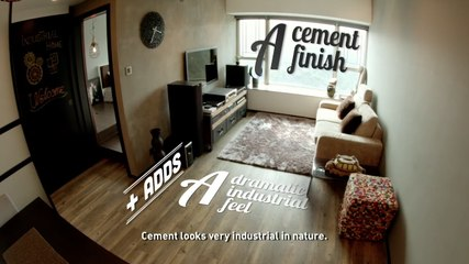 Industrial Home   Small Spaces   HGTV Asia