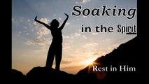 Rest in Him - Piano Worship Soaking Prayer Music - Musica para orar Adoracion profetica Cristiana
