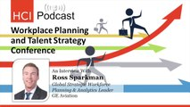 2015 Workforce Planning and Talent Strategy Conference Preview with Ross Sparkman