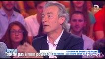 Gilles Verdez pousse un coup de gueule contre une émission de cuisine