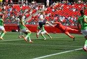Coupe du Monde 2015 : France - Mexique : 5-0, les buts !