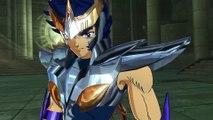 Saint Seiya Soldiers' Soul - Shaka vs. Ikki
