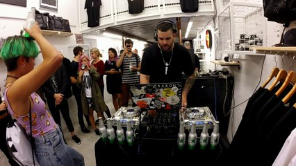 Csarone Seeking The Velvet Launch Party DJ Set