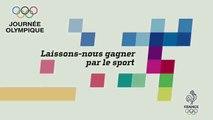 La Journée Olympique par Simon Gauzy