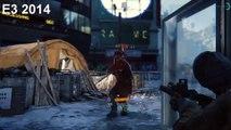 Tom Clancys The Division Graphics Downgrade E3 2015