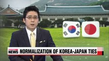 Leaders of Korea, Japan not likely to attend events marking 50th anniversary of normalized bilateral ties