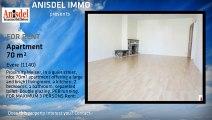For Rent - Apartment - Evere (1140) - 70m²