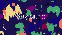 Louise Chen de Snatch Magazine à la Block Party H&M 2015 pour H&M Loves Music - Teaser