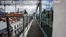 Te huur - Appartement - Brussel (1000) - 119m²