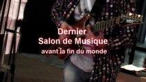 ¥¥¥ DERNIER SALON DE MUSIQUE ¥ Docu MAGMA KLAUS BASQUIZ, VIDEO INTERNET PUBLICITE POLITIQUE MAIRIE ROMAN LIBRAIRIE LITTERATURE BIBLIOTHEQUE CINEMATHEQUE MAGAZINE L'ISLE ADAM CERGY PONTOISE CHANTILLY COMPIEGNE PARIS VAL D'OISE BESANCON, LA VILLETTE,  NICE