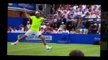 Queens Club ATP tennis championship Full Match - Alexandr Dolgopolov v Rafael