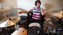 Issues - King of Amarillo Drum, Guitar & Vocals Cover (Studio Quality)  YouTube Drummer Luca Giorgio