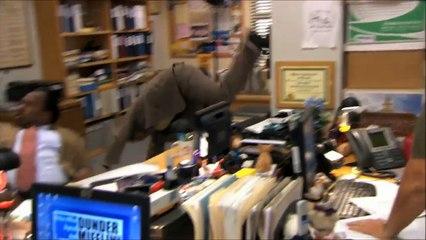 The Office - Parkour