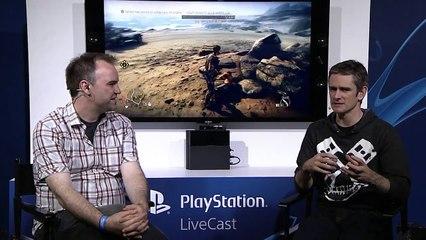 Mad Max Live Coverage PS4 de Mad Max