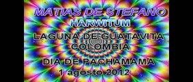 1 agosto 2012 -p4 MATIAS DE STEFANO - HARWITUM - LAGUNA DE GUATAVITA - COLOMBIA