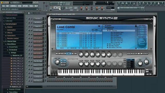 FL Studio 9 Tutorials | How to make Hip Hop Rap Beats on FL Studio 9 |  Chord Progressions