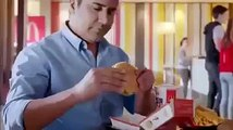 Mcdonalds'ın yasaklanan reklamı